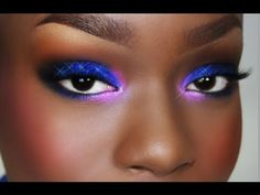 PINK PURPLE & BLUE GLITTER!!!! I LOOOOVE IT  UPDATED Foundation & Brow | http://www.youtube.com/watch?v=gExSO7KB9GQ    Get your SIGMA Brushes HERE: FREE GIFT with $30 purchase | http://www.sigmabeauty.com/?Click=12183    Sonia Kashuk Brushes | http://www.youtube.com/watch?v=8oHzOTwTUs0  Foundation | http://www.youtube.com/watch?v=IMCKGdp9spc  Eye Brows...