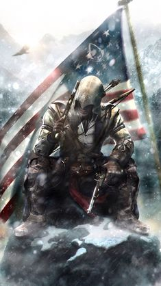 Connor, Assassins Creed 3.