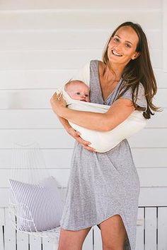 Yoli & Otis - how to wear the baby