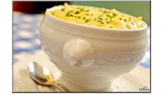 Receita da famosa Sopa de Cebola do Le Vin!