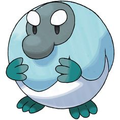 Snome is an Ice-type Pokémon. It evolves into Snogre starting at level 33.