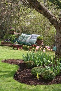 Her Enchanted Garden. From: Garden Flow, please visit
