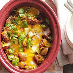 Spicy Marinated Pork and Eggs