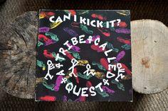 """A Tribe Called Quest """" Can I Kick It """" Maxi Vinyl"""