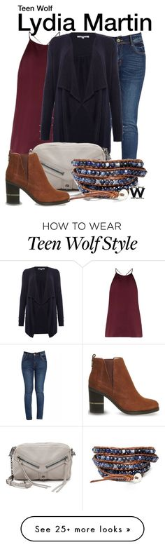 """""""Teen Wolf"""" by wearwhatyouwatch on Polyvore featuring TIBI, Annabelle, Botkier, Office, television and wearwhatyouwatch"""