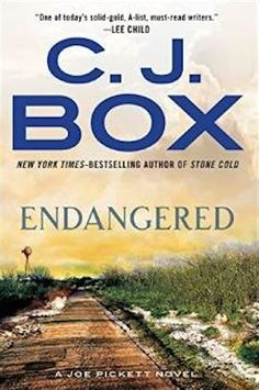 Bob's Pick: Endangered, C.J. Box