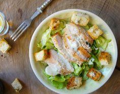 Klasszikus Cézár-saláta