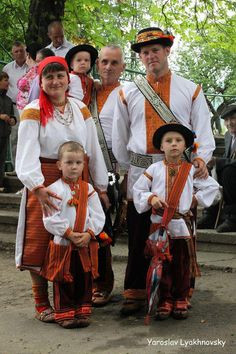 The family, Ukraine, from Iryna with love