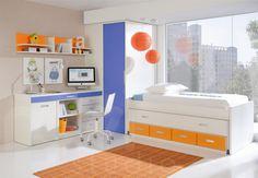 Habitat 111 Modern Kids Furniture By Rimobel
