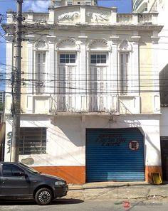 Old and beautiful house at Coriolano street  Sao Paulo / Brazil