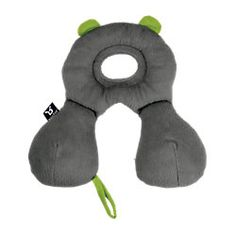 Baby & Kids Travel Pillow, Car Seat Pillow...wonder if I can make one of these
