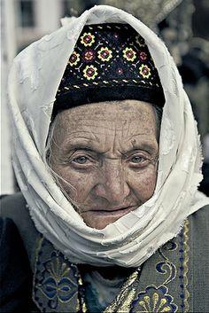 Vieille femme (Xinjiang)