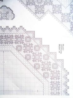Gallery.ru / Фото #194 - хардангер - Pistimeya Hardanger Embroidery, Filet Crochet, Pasta, Quilts, Stitch, Blanket, Pattern, Straight Stitch, Embroidery Patterns