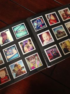 Printing and organizing your Instagram pics. Glitter, spray paint & thread: Our instalife