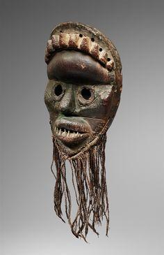 Dan Bagle Mask, Ivory Coast http://www.imodara.com/item/ivory-coast-dan-bagle-dancing-mask/