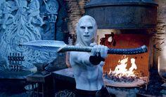 Luke Goss as Prince Nuada (Hellboy 2)