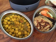 We are back again with a delicious lunch box plan that is simple and yet delicious. Sometimes comfort food like channa masala is all we crave to have for our lunch. But to pack warm meals for the lunch is a huge task so here we have found a solution that can keep your food warm till you dive to open to see what is inside.When we don't have microwaves to heat the food at work, these Vaya Tyffyn carrier will keep your food hot, exciting and delicious to eat as well. All you need to ensure i...