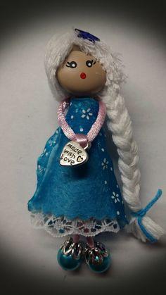 Buttons Elsa