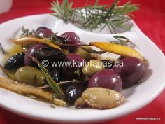 Follow If you've been invited for lunch or dinner at a Greek home then you're likely to see olives also served on the table. There are literally hundreds of olive varietals and when it comes to Greece, some olive trees that were planted in the thirteenth century are still producing! Did you know that Kalamata …