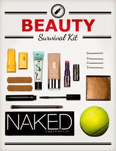Macy's Beauty Survival Kit GIVEAWAY