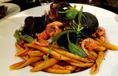 Photo: Χειροποίητες Μακαρούνες με ραγού θαλασσινών! Δοκιμάστε το νέο ανανεωμένο #μενού μας από τον ταλαντούχο #Chef Kimon Ligdas #gastronomia #creativecuisine #newmenu #elakatales