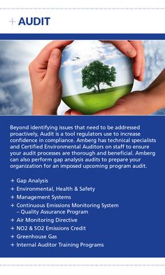 Contact Amberg for Audit at (403) 247-3088 or visit us online at www.amberg.ca