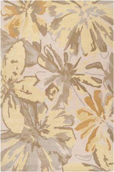 (Living Room) Surya Athena ATH-5071 Khaki / Pear / Cumin Area Rugs 10'x14' or 12'x15'