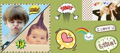 aplicaciones para hacer collages en Android Android Apps, Collages, Family Guy, Fictional Characters, Dots, Fantasy Characters, Collage, Griffins