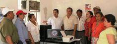 Municipios: FCP / Oficinas de la CNC ya cuenta con equipo de c...