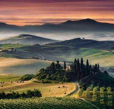 Tuscany Italy ❤️