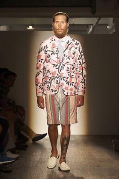 Engineered Garments Summer 2014