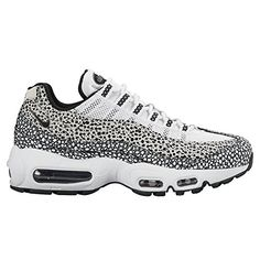 Nike Womens Air Max 95 PRM 807443 100 Size 75 -- Check this awesome product by going to the link at the image.