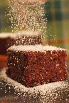 Murzynek - Primi Piatti Polish Recipes, Polish Food, Cupcake Cookies, Amazing Cakes, Baked Goods, Cake Recipes, Deserts, Food And Drink, Sweets