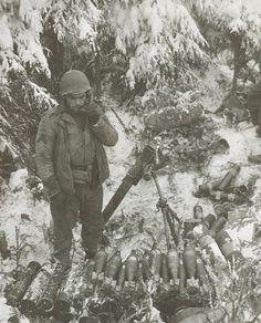 Eyes to the Skies — dieselfutures: Battle of the Bulge, 1944