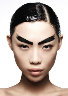 CHIC MAKEUP l avant garde l brows