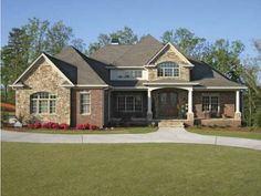 Eplans French Country House Plan - Amazing Master Suite - 4671 Square Feet and 3 Bedrooms(s) from Eplans - House Plan Code HWEPL63928