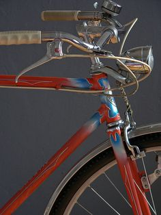 Allegro Touring mid 1970's | VSB Vintage Speed Bicycles | Flickr