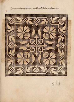 Les singvliers et novveavx povrtraicts (1589) ~ lace