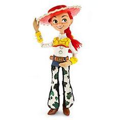 Disney Jessie Talking Figure - 15    2fbb06b388d