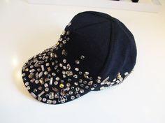 sparkling cap