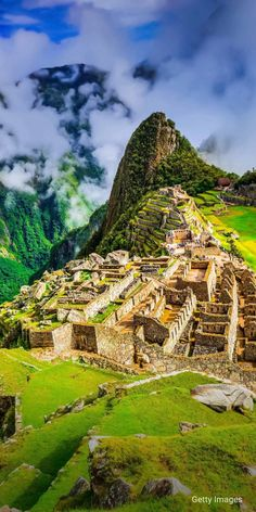 Bucket List Holidays: Trips worth taking in your lifetime spanning the 7 continents Bucket List Holidays, Machu Picchu Tours, Exotic Beaches, In Patagonia, Peru Travel, Wonderful Places, Amazing Places, Beautiful Places, World Heritage Sites