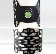 Urban lace bracelet