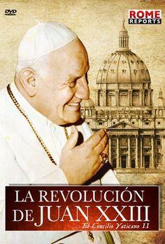 Ver La revolución de Juan XXIII: El Concilio Vaticano II en línea | Vimeo On Demand en Vimeo
