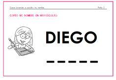 Diego, mi bebe mágico: Año Nuevo Retos Nuevos