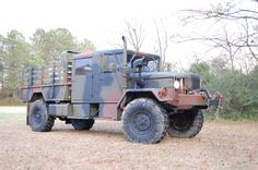 1972 Am General M35A2 Crew Cab 2 5 Ton Deuce and A Half Military Zombie Truck | eBay, has LDS 465