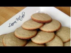 Soft Vanilla Sugar Cookies - Recipe by Laura Vitale - Laura in the Kitchen Ep 198