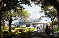 Galeria - Sede da Google, de BIG e Heatherwick, será construída com robôs - 3