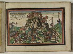 Artist: Unknown, Title: Bamberger Burgenbuch, Date: 1527, Page: 16