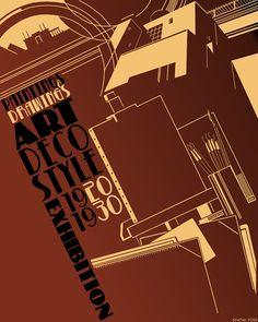 Art Deco 2 by stefanparis in Art Deco Design Inspiration: Part 1