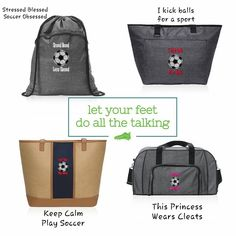 Calling all Soccer Moms!!! Support your Allstar in style!! www.mythirtyone.com/Paula81